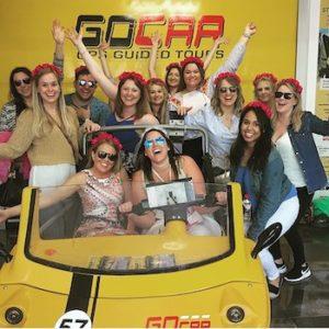 GoCar Barcelona Hen Tour