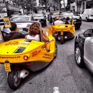 GoCar Barcelona Express TOur